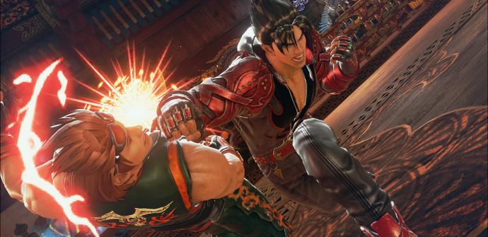 Tekken 7 Lucha