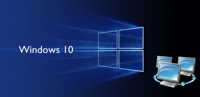 Windows 10 red local