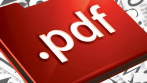 Cómo guardar un documento de Word en PDF