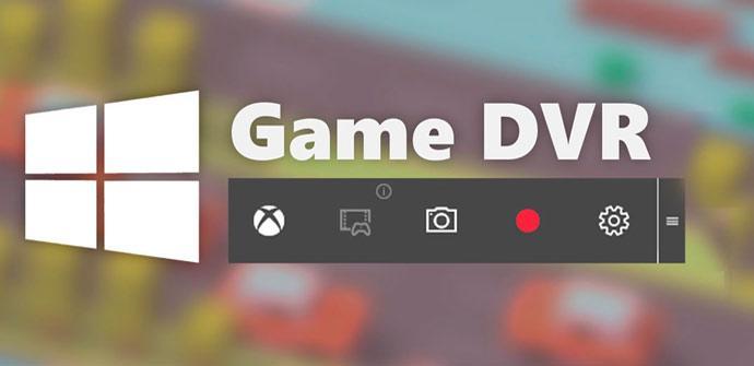 Tiempo en Game DVR