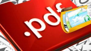 Convierte cualquier imagen a PDF en Windows 10