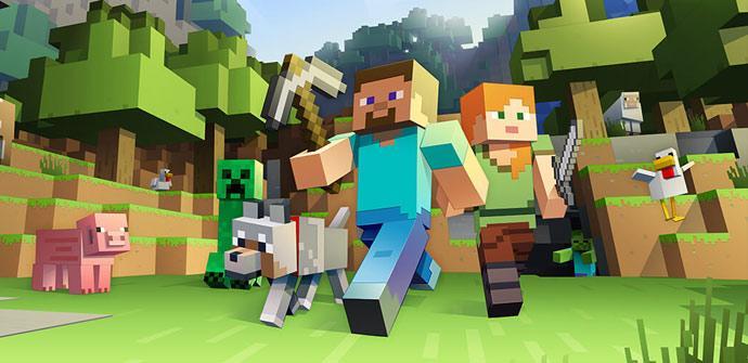 Minecraft E3