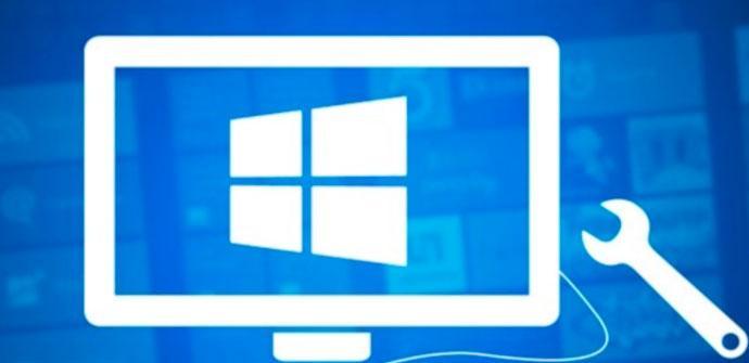opciones windows 10