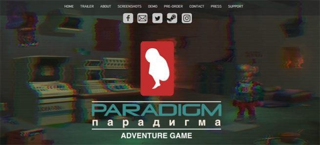 Juego Paradigm