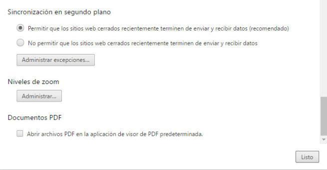 Navegadores PDF