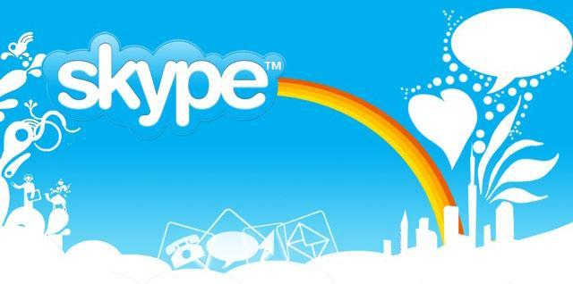 Skype nuevo diseño