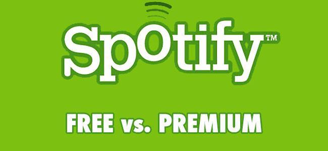 Canciones patrocinadas Spotify
