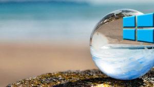 Cómo desactivar el efecto de transparencia de Windows 10
