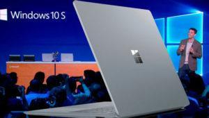 Microsoft asegura que Windows 10 S es invulnerable al ransomware y otros malware
