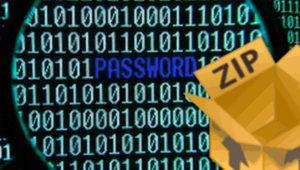 Añade contraseña a tus archivos comprimidos .ZIP