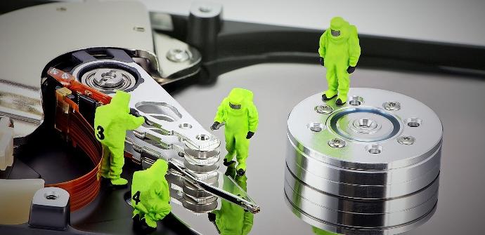 Limpiar disco duro