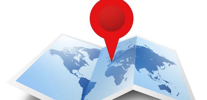 Localización contactos
