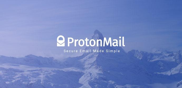 Actualización ProtonMail