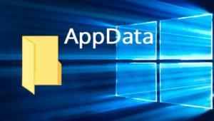 ¿Qué es y para qué sirve la carpeta AppData de Windows?