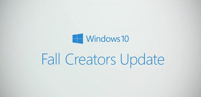 Windows 10 Fall Creators