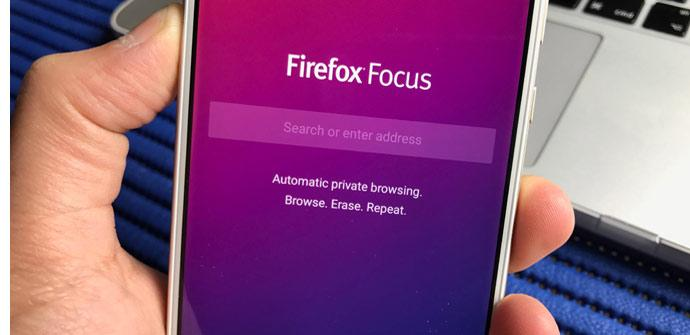 Firefox Focus Android