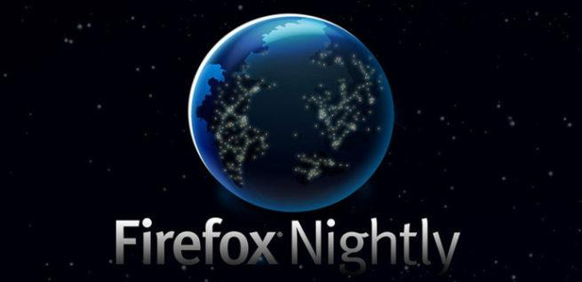 Firefox Nightly multiproceso