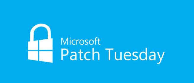 Patch tuesday Microsoft Windows 10