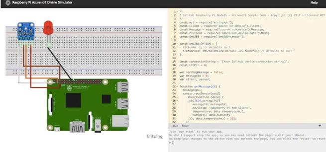Emulador Raspberry Pi