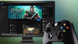 Microsoft ya permite ver cómo Fluent Design afectará a la app de Xbox en Windows 10