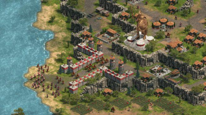 Age of Empires HD Beta