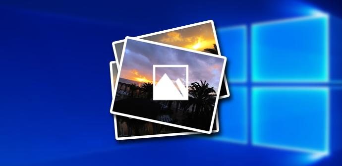 App Fotos Windows 10
