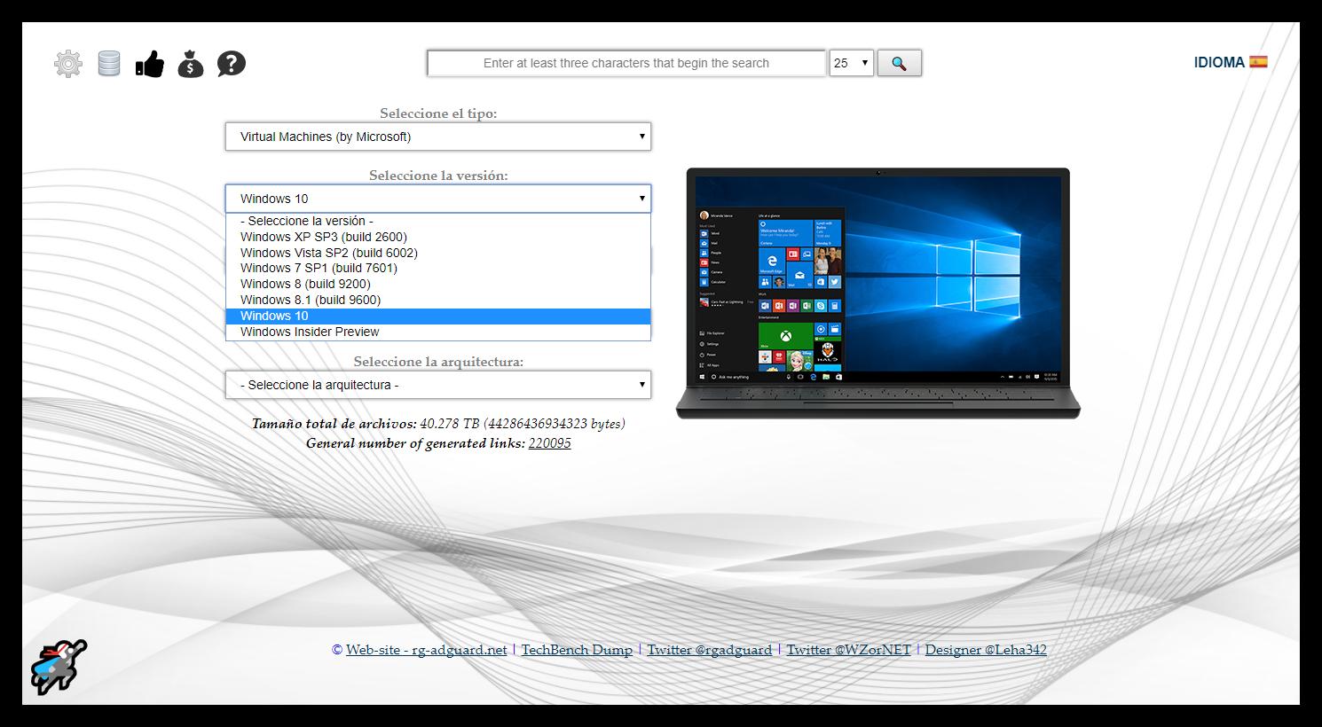 descargar windows xp iso para virtualbox