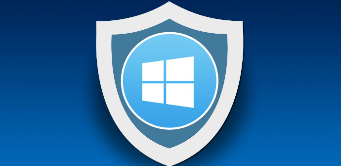 Escudo Windows Defender
