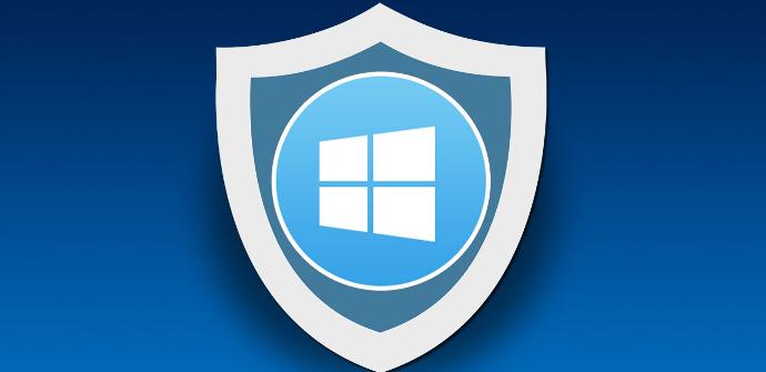 Escudo Windows Defender