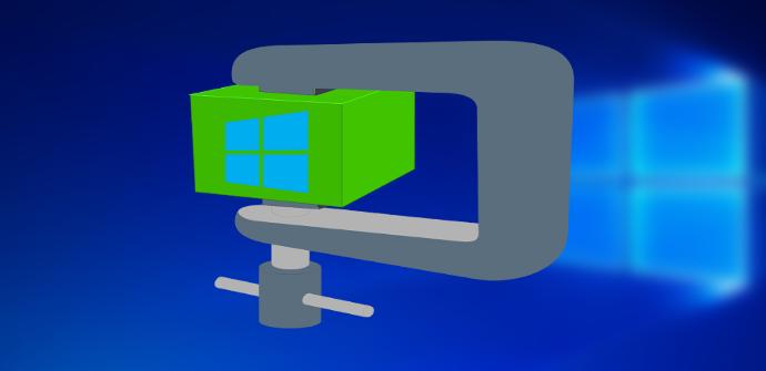 Memoria comprimida Windows 10