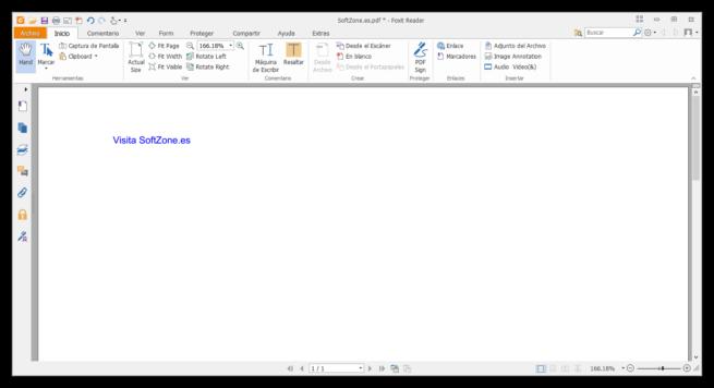 PDF Foxit Reader