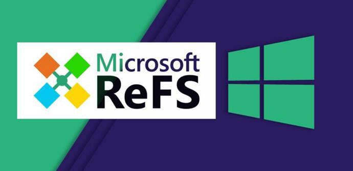 Windows 10 ReFS