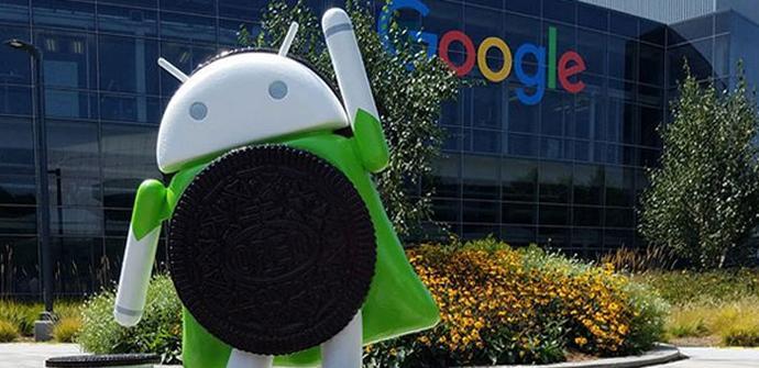 Asistente de voz Android Oreo