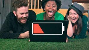 Alarga la duración de la batería de tu portátil cuando ves películas o series