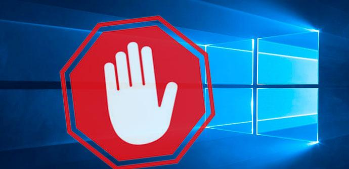 bloquear usuario en Windows 10