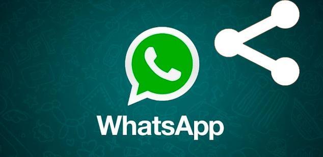 compartir whatsapp