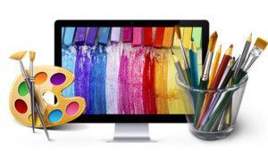 Realiza trabajos de diseño gráfico o vectorial con esta aplicación web gratuita