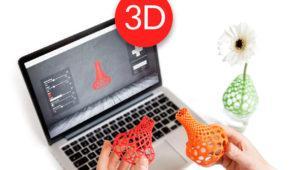 Optimiza el tratamiento con objetos 3D con esta aplicación web