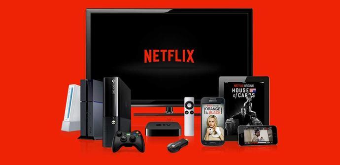 Netflix jóvenes