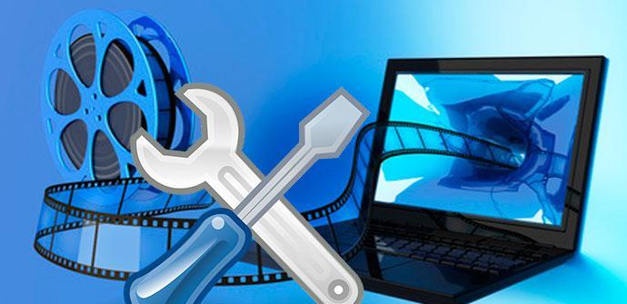 reparar vídeos