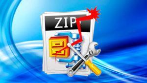 Cómo extraer archivos de un .ZIP dañado en Windows 10