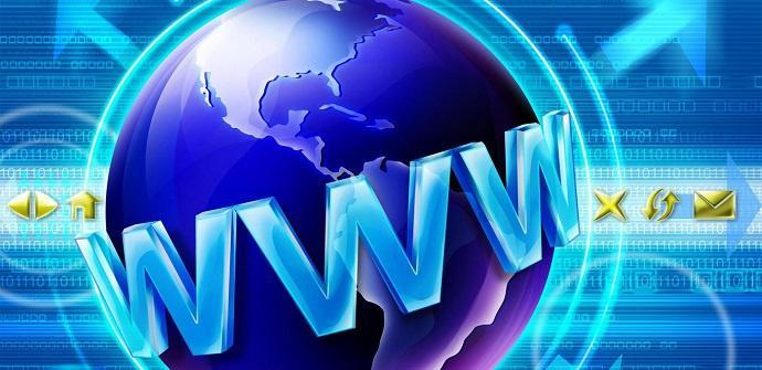 Páginas Web WWW