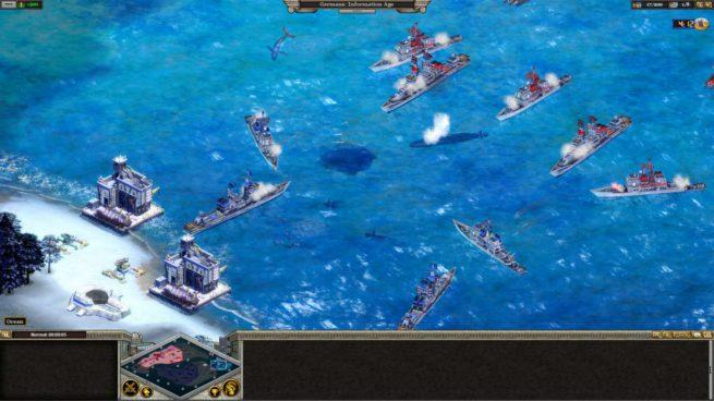Rise of Nations Windows 10 - Barcos