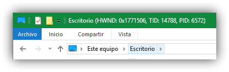 WindowTitleEx