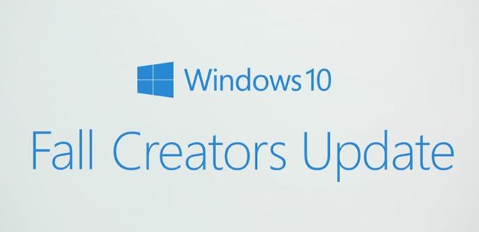 Windows 10 Fall Creators Update RTM