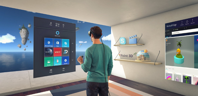 Windows Mixed Reality - Microsoft Realidad Mixta