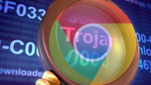 Este troyano secuestra Google Chrome para robarte información