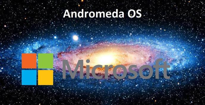 Andromeda OS Microsoft