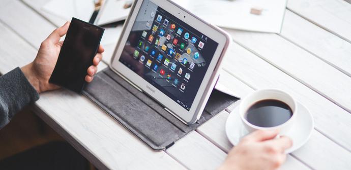 Productividad Lanes Android