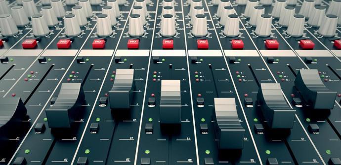 Audio Denoise ruido de fondo
